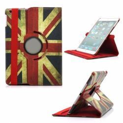 Capa iPad Air giro 360 graus retro