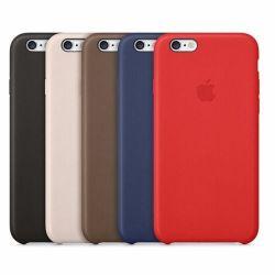 Capa em couro Premium iPhone 6/ iPhone 6 Plus