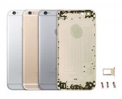 Carcaça/Chassi do iPhone 6 (Prata/Cinza)