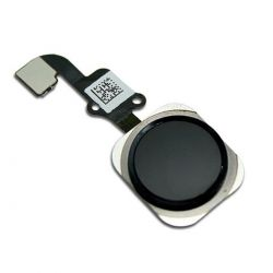 Botão Home iPhone 6S (Branco e Preto)