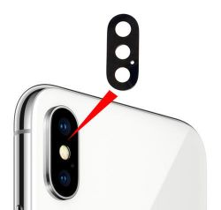 Lente de vidro Camera iPhone X