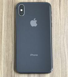 Carcaça/Chassis/traseira Completa iPhone X Preto/Space Gray Com Flats
