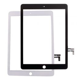 Vidro/Tela touch screen iPad Air  - Branco e Preto