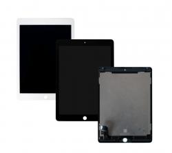 Display/LCD Completo iPad Air 2 A1566 A1567 Preto E Branco